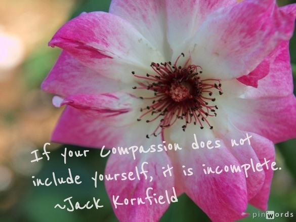 Self-Compassion Mantra