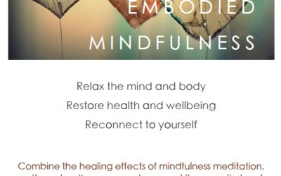 Embodied Mindfulness