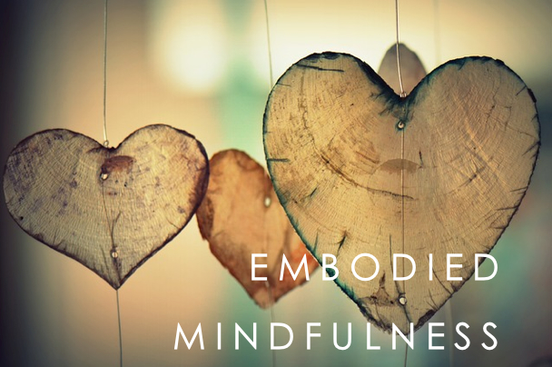 Embodied Mindfulness Yoga Class (4-week Series)