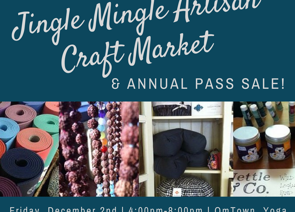 Jingle Mingle Artisan Craft Market