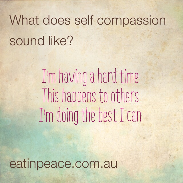 Self-Compassion Talk